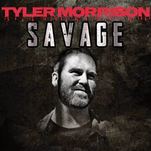 Tyler_Morrison_Savage_album_cover
